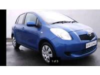 Toyota yaris d4d Diesel Hpi Clearoffers welcome