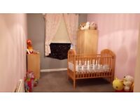 Mamas and Papas nursery furniture £20 each
