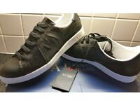 Brand new armani shoes trainers size 8 gant raulph iphone free