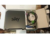 SKY HUB ROUTER