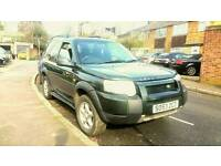 04 Land Rover Freelancer Auto 2.0 Turbo Diesel Sports Hardtop Convertible 4X4 TD4S HSE