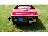 Clarke pertrol generator