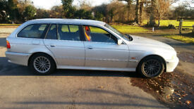 BMW 530d Estate, 200 HP
