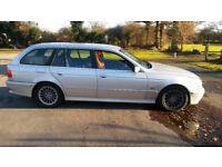 BMW 530d Estate, 200 HP