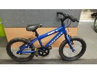 ridgeback mx 16 kids bike (alloy frame )
