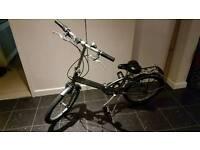 Raleigh parkway folding bike