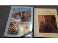 2 interior design books