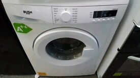 New graded Bush 6kg washing machine with 12 months guarantee