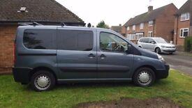 Peugeot Expert 3 Seater Van