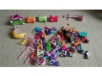 My little pony toy bundle for quick sale
