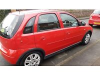 Red 1.4L Corsa Active Automatic 2006
