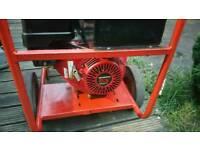 HONDA GX 390 6KVA PETROL GENERATOR 240VOLT