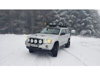 JEEP GRAND CHEROKEE. 2006 5.7 HEMI