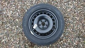Dunpol tyres 215/55 R16