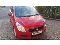 2009 Suzuki Splash 1.2 GLS 5 Door, Low Mileage: 32700, Full service history, 1 Family owned from new