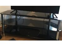 Quality TV glass stand