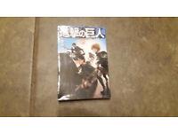 Attack On Titans Manga Japanese Vol.18