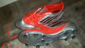 Adidas f-50 football boots