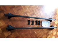 EXODUS ROOF RACK FOR BMW 3 SERIES WITH COMPLETE FITTING KIT