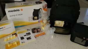 Medela double electric Pump in Style breast pump