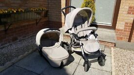 Concord Travel System - Carrycot and Pushchair