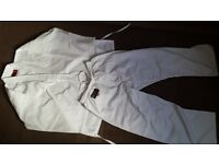 For sale two judo/ju jitsu suits 170cm. NEW