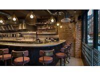 Hostess position in busy Soho restaurant KRICKET