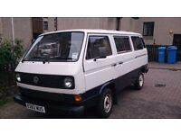 VW T25 1.9 Petrol Tansporter Campervan for sale