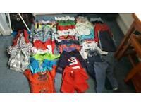 45 Piece baby bundle 9-12 months