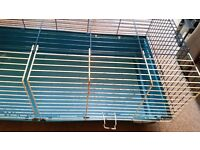 small animal rabbit guinea pig cage 120cm x 120cm