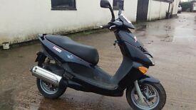 Aprilia Leonardo 125 cc (Delivery available)