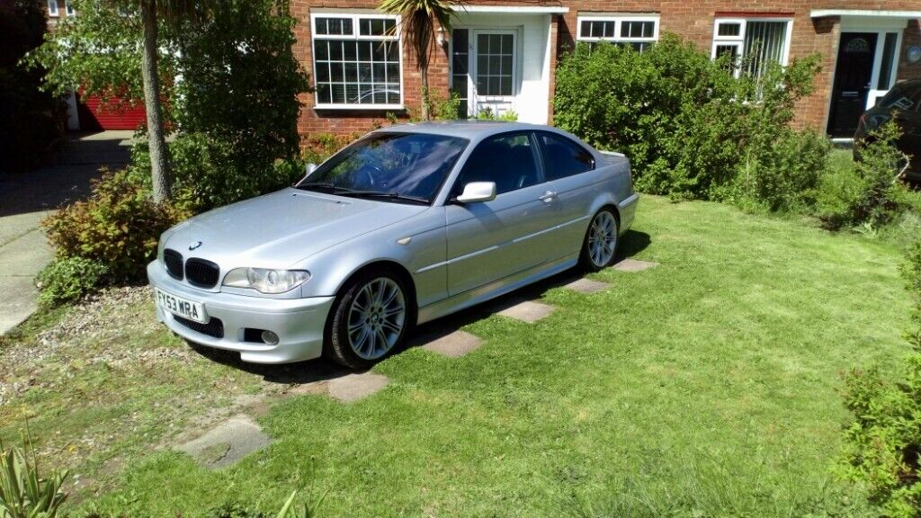 BMW E46 330ci M Sport auto 2004 face lift model | in Norwich, Norfolk |  Gumtree