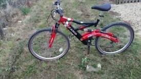 Bike ladies SALCANO size 26