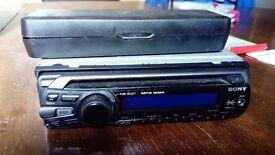 Sony MP3 WMA cdx-gt25