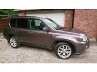 Nissan X-Trail 2.0 dCI TEKNA (Manual, FSH, 1 Prev Owner, 76k, Pan Sunroof, Excellent Condition)