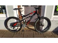 Lapierre Spicy 527 E:i shock ex-demo enduro down hill mountain bike bicycle full suspension MTB