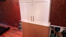 kitchen wall units x 2
