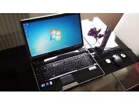 "18.4"" Toshiba Satellite P500-14L laptop"