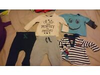 6 - 9 months clothes bundle 11 items