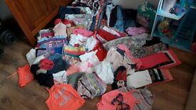 4-5-6years girls clothes bundle
