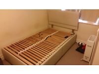 2 year old orthopaedic bed frame for sale