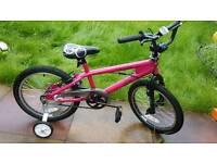 """18"""" Circles BMX bike"""