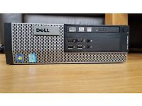 Dell Optiplex 7010 SFF Intel Core i5 3470 3.2GHz 4GB 500GB Win 7 ProDell warranty till 25 March 2018