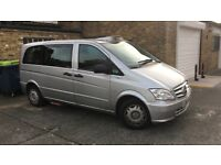 VITO LONDON TAXIS FOR RENTAL