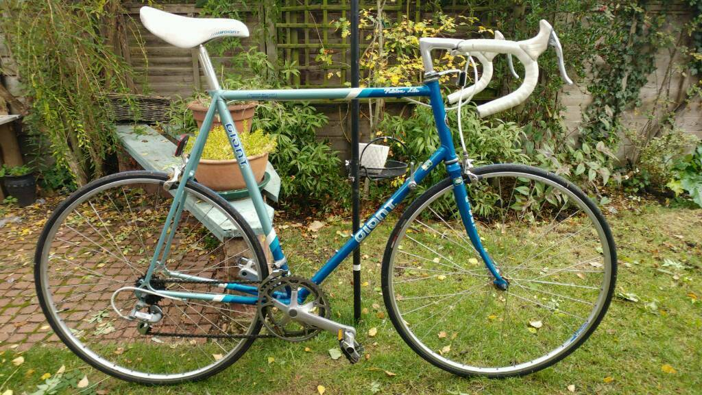 Fantastic Giant Peloton 64cm Retro Steel Road Bike