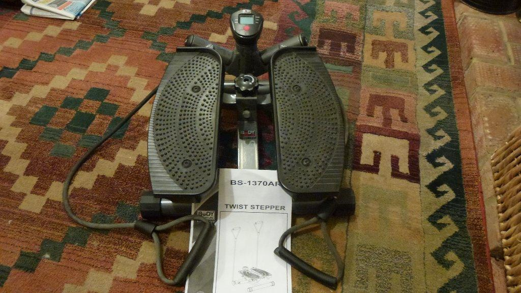 side stepper exercise machine