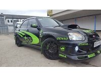 SUBARU IMPREZA WRX TURBO , EAST LONDON , MORE UPGRATE..