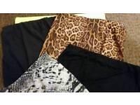 Selection of tube skirts