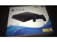 Brand new ps4 for sale with spider man