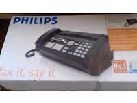 Phone/ Fax in original box